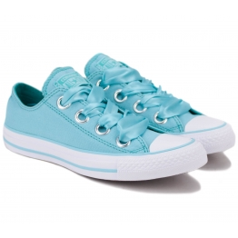 CONVERSE CHUCK TAYLOR ALL STAR BIG EYELETS OX 559920C 39,5(8,5)(р) Кеды Mint Материал