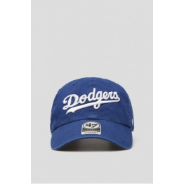 Кепка 47 Brand Script Clean Up Dodgers B-RGWSC12GWS-RYA Royal Хлопок