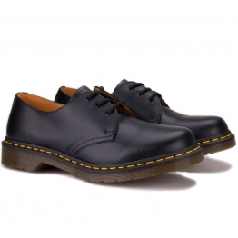 DR.MARTENS 11837002-1461 SMOOTH 43(9)(р) Туфли Black 100% Кожа
