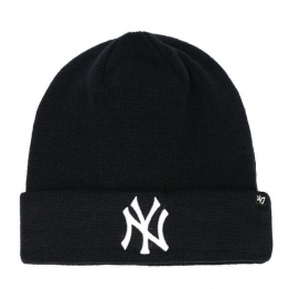 ШАПКА 47 BRAND NEW YORK YANKEES RECLUSE CUFF RCLSE17ACE-NY O/S(р) Black Акрил