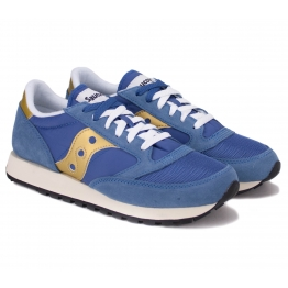 SAUCONY JAZZ O VINTAGE S70368-22 42(8,5)(р) Кроссовки Navy Замша Материал