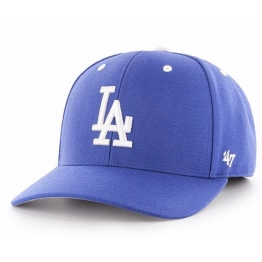 КЕПКА 47 BRAND LOS ANGELES DODGERS AUDIBLE AUDDP12WBV-RY O/S(р) Royal Шерсть