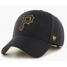 КЕПКА 47 BRAND MLB PITTSBURGH PIRATES MVP20WBV-BKC Black