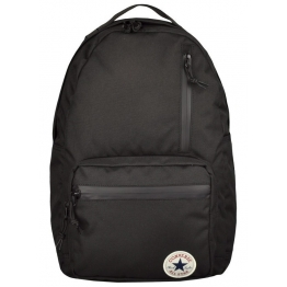 РЮКЗАК CONVERSE GO BACKPACK 10004800-00 O/S(р) Black Полиэстер
