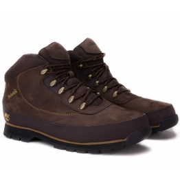 TIMBERLAND EUROBROOK BROWN 6706A 41,5(8)(р) Ботинки Brown Нубук