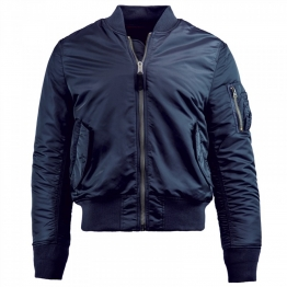 ALPHA INDUSTRIES MA-1 SLIM FIT FLIGHT JACKET MJM44530C1 XL(р) Куртка Blue нейлон