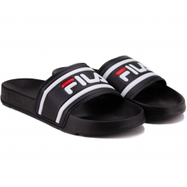 ШЛЁПАНЦЫ FILA MORRO BAY SLIPPER 1010930-25Y 42(9)(р) Black Резина