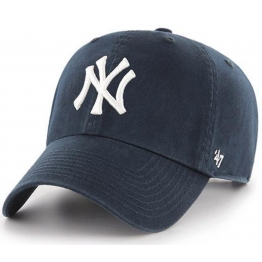 47 BRAND NEW YORK YANKEES '47 CLEAN UP RGW17GWS-LN O/S(р) Кепка Navy Материал