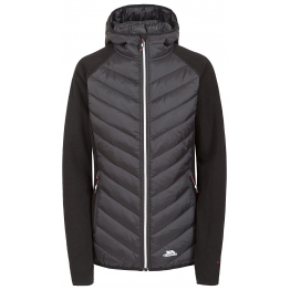 TRESPASS BOARDWALK - FEMALE FLEECE AT300 FAFLFLM20014-W L(р) Реглан Black флис