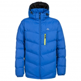 TRESPASS MAJKCAK20004-M S(р) Куртка Blue нейлон BLustery-male padded jkt