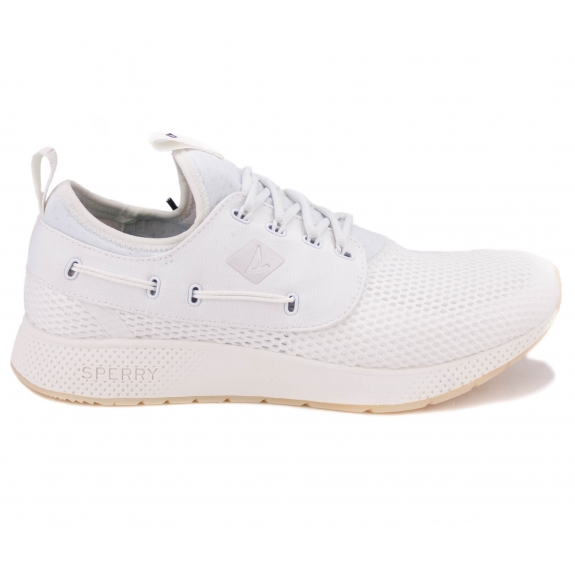SPERRY 7 SEAS 3-EYE MESH STS17731 41,5(8,5)(р) Кроссовки White/White
