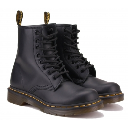 БОТИНКИ DR.MARTENS WOMENS 1460 SMOOTH 11821006-1460 37(4)(р) Black Кожа