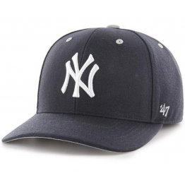 47 BRAND NEW YORK YANKEES AUDIBLE '47 MVP DP AUDDP17WBV-NY O/S(р) Кепка Navy Материал