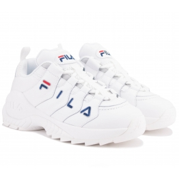 КРОССОВКИ FILA COUNTDOWN LOW 1010751-1FG 36(5,5)(р) White Кожа