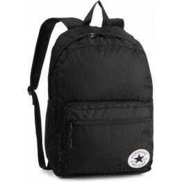 РЮКЗАК CONVERSE GO 2 BACKPACK 10017261-001 O/S(р) Black Полиэстер