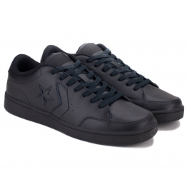 CONVERSE STAR COURT OX SNEAKERS 159803C 40((7)(р) Кроссовки Black/Black 100% Кожа