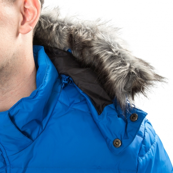 TRESPASS BAIRD MENS DOWN JACKET MAJDOM20005-M XS(р) Куртка Blue нейлон