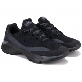 КРОССОВКИ SKECHERS 15490 BBK ONE BORA (KW4314) 38(8)(р) Black Текстиль