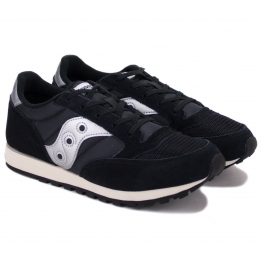 SAUCONY JAZZ O VINTAGE SY59169 37,5(5,5)(р) Кроссовки Black/White Замша/Материал