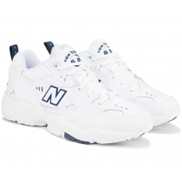 КРОССОВКИ NEW BALANCE MX608WT 41,5(8)(р) White 100% Кожа