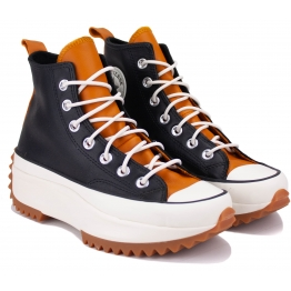 Кеды Converse Run Star Hike High Top 568649C Black Кожа