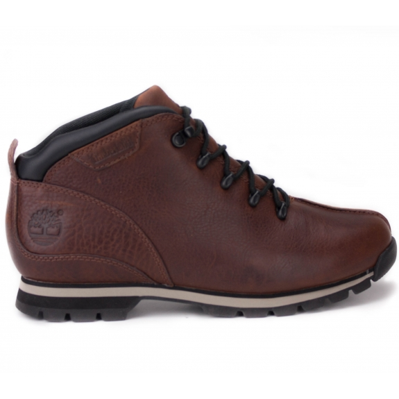 TIMBERLAND SPLITROCK HIKER A18CO 41(7,5)(р) Ботинки Brown 100% Кожа