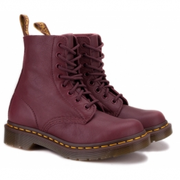 DR.MARTENS PASCAL VIRGINIA 13512411-1460 37(4)(р) Ботинки Cherry Red 100% Кожа