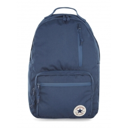 РЮКЗАК CONVERSE GO BACKPACK 10004800-410 O/S(р) Navy Полиэстер