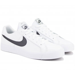 КРОССОВКИ NIKE COURT ROYALE BQ4222-103 40,5(7,5)(р) White Кожа