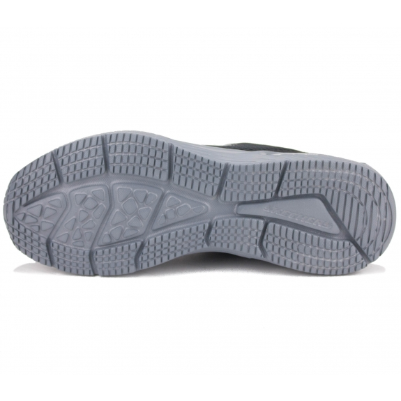 КРОССОВКИ SKECHERS DYNA AIR 52556 BKCC (KM3301) 41(8)(р) Grey Текстиль