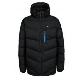 TRESPASS BLUSTERY CASUAL PADDED JACKET MAJKCAK20004 XS(р) Куртка Royl/Black нейлон