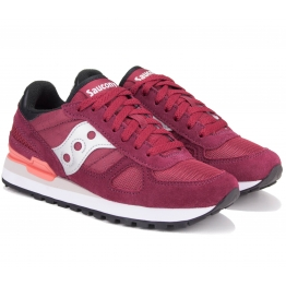 КРОССОВКИ SAUCONY SHADOW ORIGINAL 1108-718S 38(7)(р) Bordo Замша
