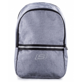 РЮКЗАК SKECHERS ECLIPSE BACKPACK ZKCH1084 (9C113) Grey/BLack Материал