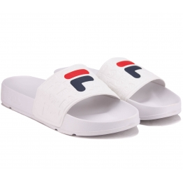 Шлёпанцы Fila Boardwalk Slipper 1010959-1FG 41(9,5)(р) White Резина