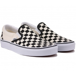 СЛИПОНЫ VANS CLASSIC SLIP-ON VN000EYEBWW (VX85) 36,5(5)(р) White/Black