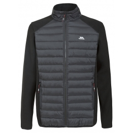 TRESPASS SAUNTER FLEECE AT300 MAFLFLM20012-M M(р) Реглан Black нейлон