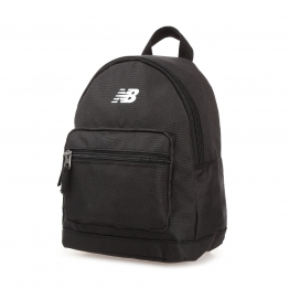 РЮКЗАК NEW BALANCE MINI CLASSIC BACKPACK 500327-000 Black Полиэстер