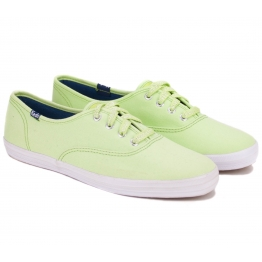 KEDS WF46377 39(8)(р) Кеды Champ oxford lime Материал