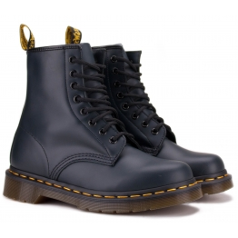 DR.MARTENS SMOOTH 10072410-1460 38(5)(р) Ботинки Navy 100% Кожа