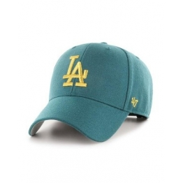 КЕПКА 47 BRAND SNAPBACK METALLIC LOS ANGELES MTLCS12WBP-PGA Green