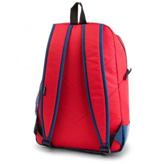 РЮКЗАК CONVERSE SPEED 2 BACKPACK 10008286-603 Red/Navy Текстиль